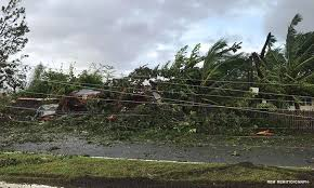 Leyte Capiz Declare State Of Calamity After 16 Killed As Ursula Leaves Trail Of Destruction In Parts Of Ph