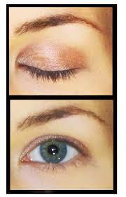 perfect daytime eye makeup tutorial
