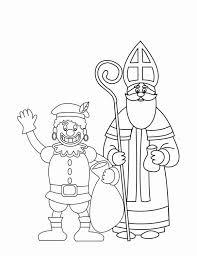 Kleurplaat Zwarte Piet En Sinterklaas 2 Gratis Kleurplaten Om