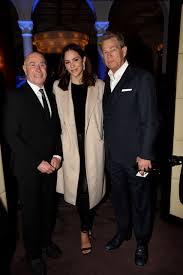 David Geffen, Katharine McPhee and David Foster – East Hampton