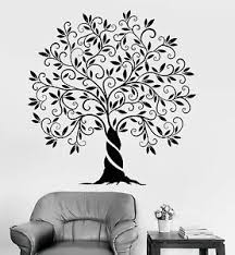 Vinyl Wall Decal Family Tree Of Life Nature Home Decoration Stickers 1200ig Ebay
