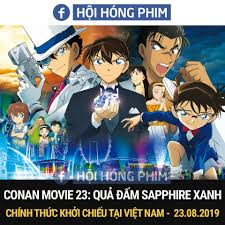 Hội Hóng Phim - CONAN MOVIE 23 - CHÍNH THỨC ĐƯỢC KHỞI...