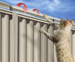 Oscillot Cat Containment Fence Topper Gadgetking Com