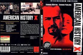 American History X Cover - twoj doktor