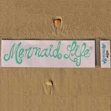 Official Mermaid Life Decals Mermaid Life