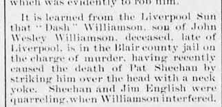 John Wesley Williamson - Newspapers.com