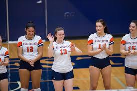 Elyssa Cook - Volleyball - Macalester College Athletics