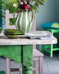 painted with chalk paint