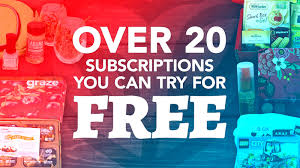 20 free subscription bo you can try