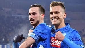 Coppa Italia - Napoli - Sassuolo 2 a 0, Azzurri ai Quarti