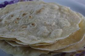 homemade gluten free flour tortillas