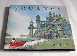Journey ~ Aaron Becker SIGNED and Stamped 1/1 First Printing Caldecott  Honor | #504456765