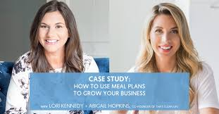 How to Use Meal Plans to Grow Your Health and Wellness Business