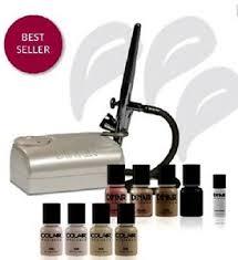 dinair airbrush makeup kit pro edition