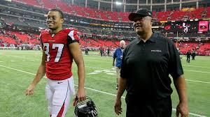 Falcons' Robiskie reunion is pretty special - NFL Nation- ESPN