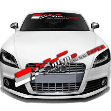2020 Nismo Nismo Front Rear Windshield Banner Decal Vinyl Car Sticker Auto Window Exterior Stickers Decoration Diy Emblem Car Styling From Mingyamaoyi2020 11 05 Dhgate Com