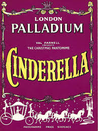 "Julie Andrews ""CINDERELLA"" Adele Dixon / Max Bygraves / Jon Pertwee 1953  London Playbill at Amazon's Entertainment Collectibles Store"