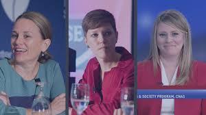 Women in National Security: Julie Smith, Loren DeJonge Schulman & Kate  Kidder | Center for a New American Security
