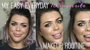 my first you makeup tutorial