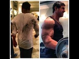 gym bodybuilding workout