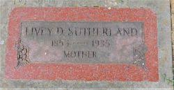 Livey Dixie Smith Sutherland (1855-1935) - Find A Grave Memorial