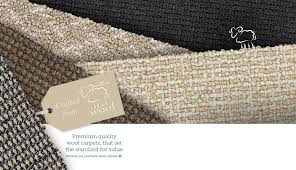 frey hirst polyester and wool carpet