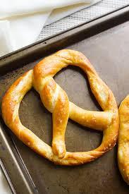 homemade soft pretzels made easy