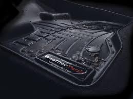 2019 camaro weather tech floor matts front