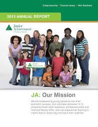 JA: Our Mission