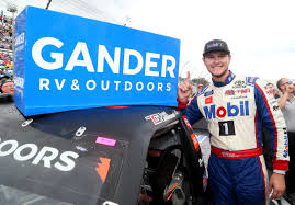 Nascar What To Make Of Todd Gilliland S F Bomb At Boss Kyle Busch