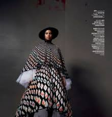 A New Perspective in Vogue Arabia with Halima Aden,Ikram Abdi Omar wearing  Gucci,Christian Dior,Christian Dior Haute Couture - Fashion Editorial    Magazines   The FMD