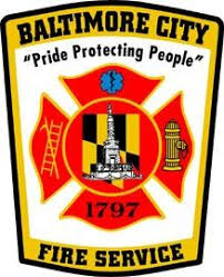 Baltimore City Decal Firefighter Com