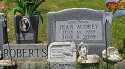 Jean Audrey Burns Roberts (1939-2009) - Find A Grave Memorial