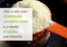 here s why your homemade laundry soap