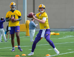 Myles Brennan is LSU's lead quarterback after years of patience: 'This is  my team now'   LSU   theadvocate.com