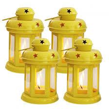hanging lantern candle holder lamps