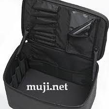muji makeup case makeup stash