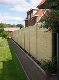 Deeplas Composite Fencing Product Deeplas