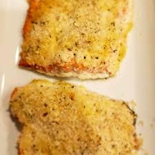 Lemon Panko Crusted Salmon Recipe ...