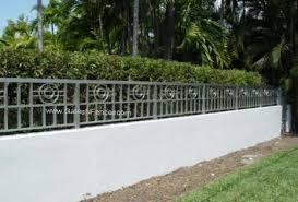 Residential Metal Fences Gates In Circle Entrance Gate Design Garden