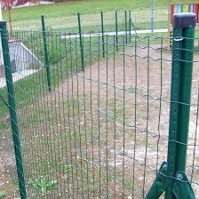 Euro Fence Garden Fencing Mesh Wally Wire Mesh