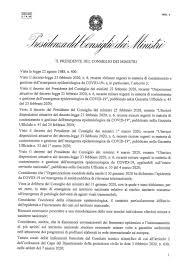 Coronavirus: chiusa tutta la Lombardia.
