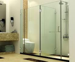 glass bathroom glass door hinges
