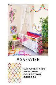 Rug Sgk569a Safavieh Kids Shag Area Rugs By Safavieh Colorful Rugs Rugs Kids