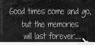 great memory quotes and sayings for inspiration