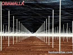 The Advantages Of Building A Shade House With Obamalla Instead Of Building A Greenhouse Hortomallas Supporting Your Crops