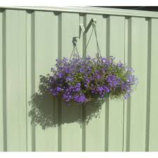 Colorbond Fence Hanging Basket Hangup