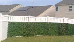 70 Off Expandable Faux Privacy Fence Jolianao
