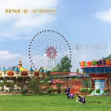 china jinbo amut park outdoor