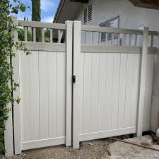 6 Mason Vinyl Privacy Fence Weatherables